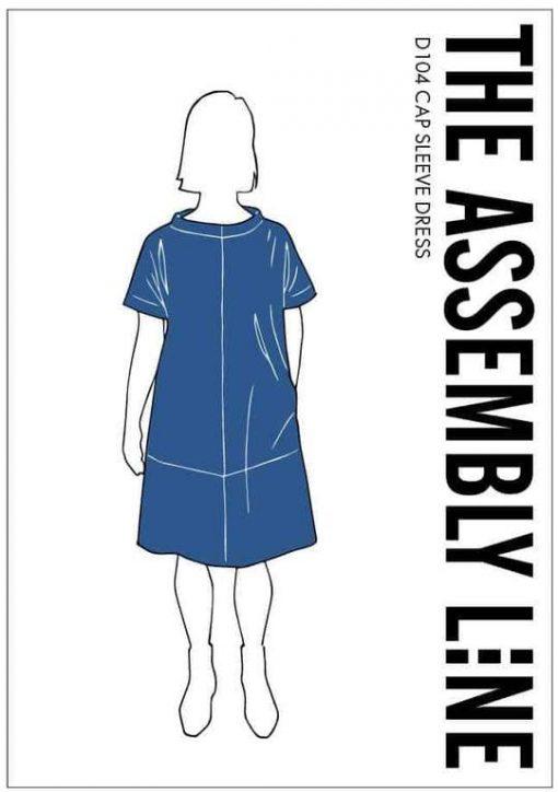 The Cap Sleeve Dress