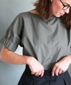 Cuff Top Schnittmuster
