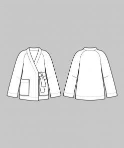Wrap Jacket