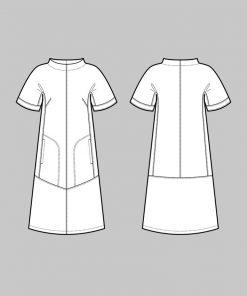 Cap Sleeve Dress