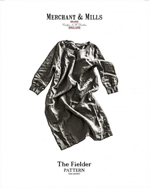 Fielder Dress Merchant Mills