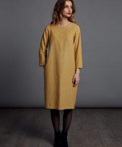 Gathered Dress von The Avid Seamstress