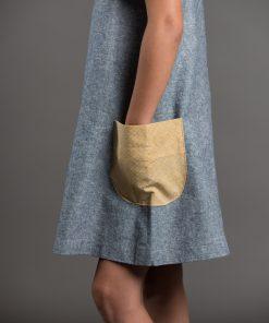 Raglan Dress für Mädchen von The Avid Seamstress