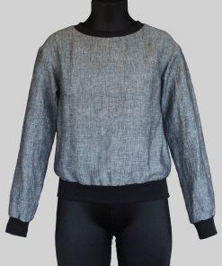 High Cuff Sweater Schnittmuster