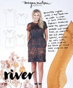River Dress Schnittmuster