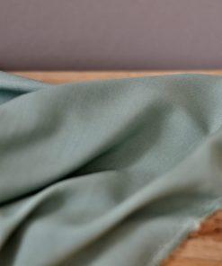 Futterstoff Viskose grün