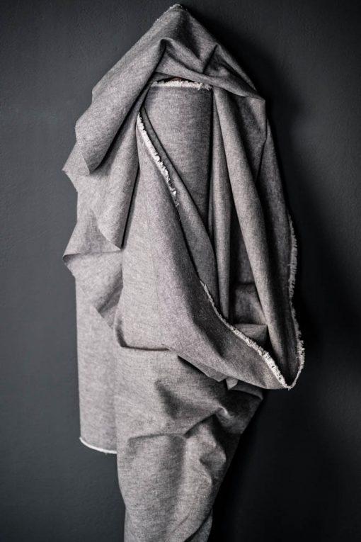 Hanf Chambray Grey
