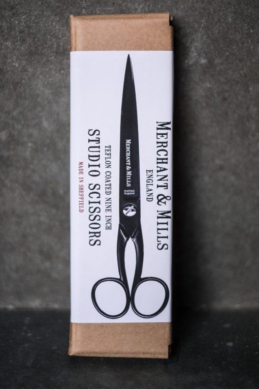 Matt Black Studio Scissors
