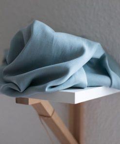 Tencel Crepe Blue Mist