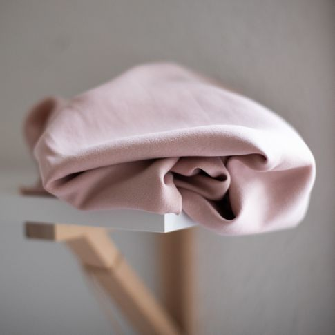 Tencel Crepe Powder Pink