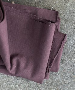 Heavy Washed Canvas Grape