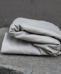 Heavy Washed Canvas Grey Mist