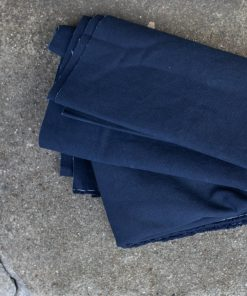 Heavy Washed Canvas Navy