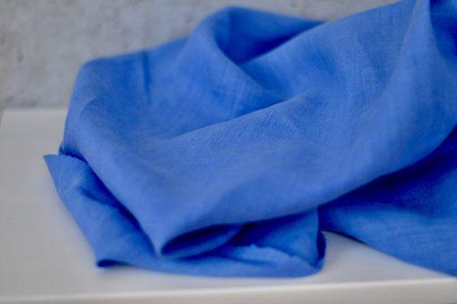 Leinen Iris Blue von Nani Iro