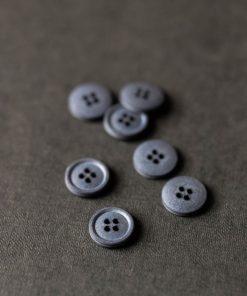 Cotton Knopf Bazaar Grey