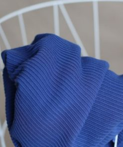 Self Stripe Knit Lapis