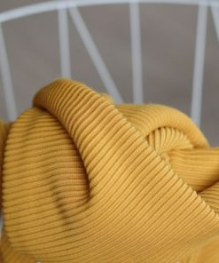 Self Stripe Knit Amber