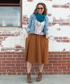 Gypsum Skirt