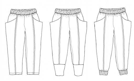 Arenite Pants