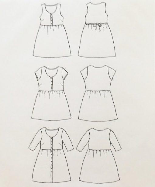Hinterland Dress