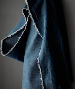Washed Cotton Denim Medium