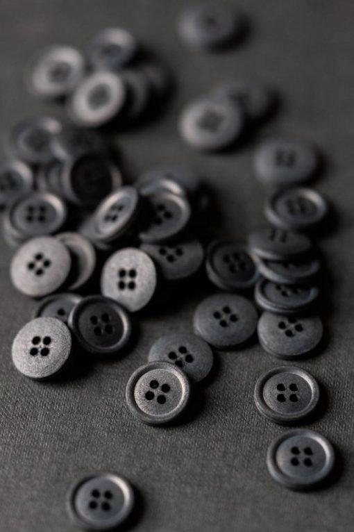 Cotton Knopf Scuttle Black