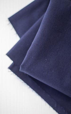 Cotton Twill navy