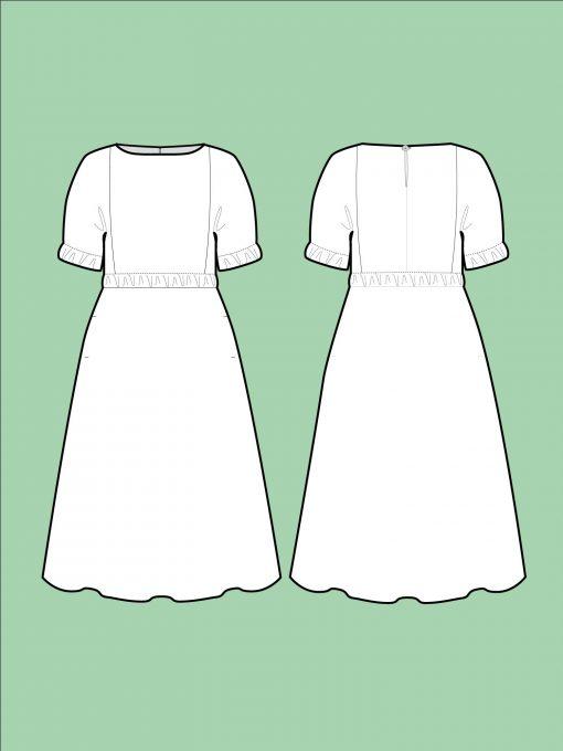 Assembly Line Cuff Dress