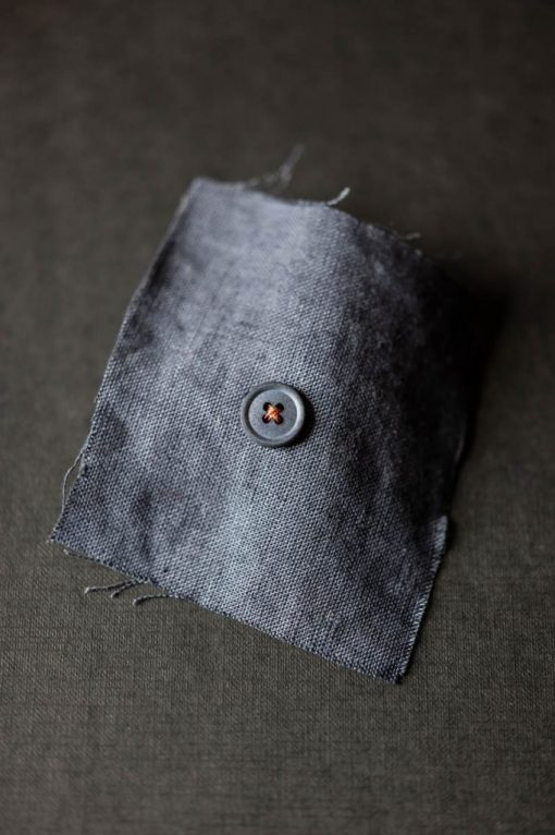 Cotton Knopf Silt Grey