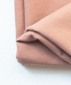 Cotton Twill dusty rose