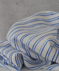 Libero white blue von Nani Iro