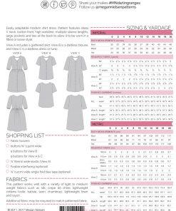 Darling Ranges Dress
