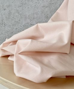 Cotton Poplin Rose