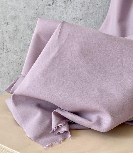 Cotton Poplin Flieder