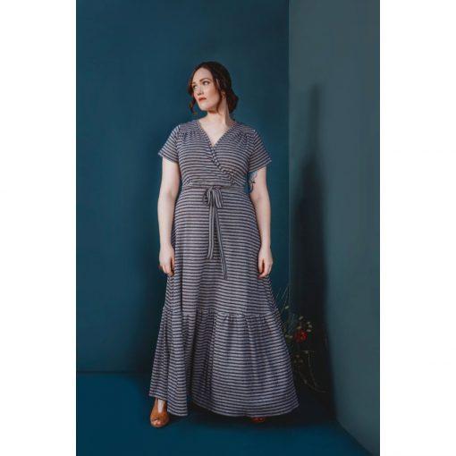The Westcliff Dress Schnittmuster