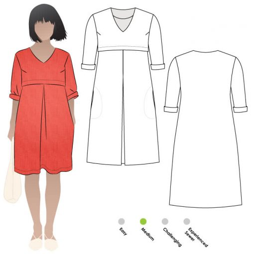 Patricia Rose Dress Style Arc