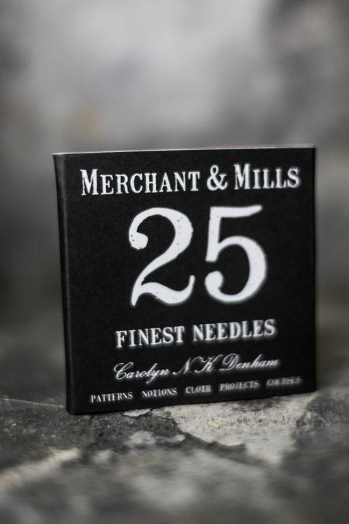 Finest Needles von Merchant and Mills