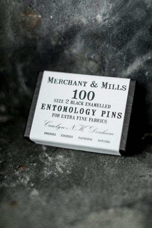 Entomology Pins Merchant and Mills
