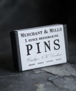 Dressmaking Pins Merchant and Mills