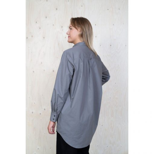 Oversized Shirt The Assembly Line