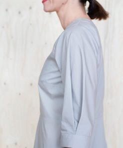 Multi Sleeve Midi Dress
