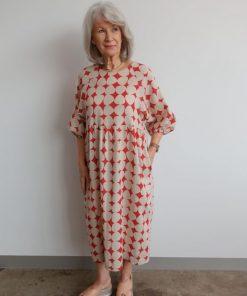 Hope Woven Dress - Style Arc