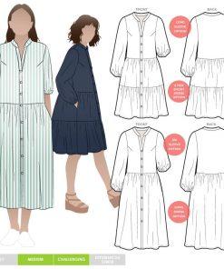 Emerson Dress - Style Arc