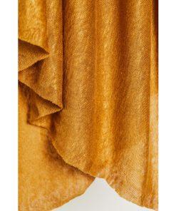 Fine Linen Knit Dry Mustard