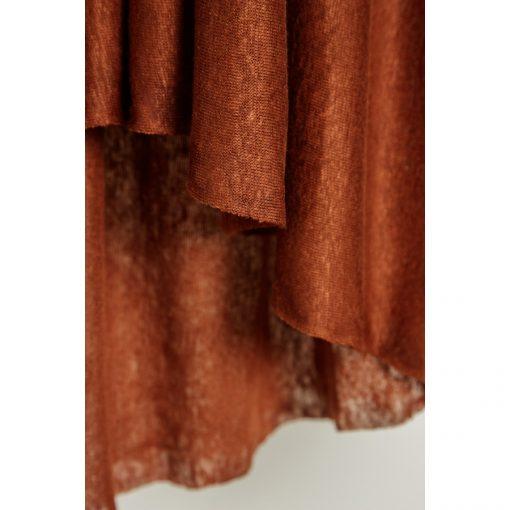 Fine Linen Knit Sienna