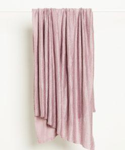 Fine Linen Knit Lilac