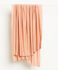 Fine Linen Knit Rose