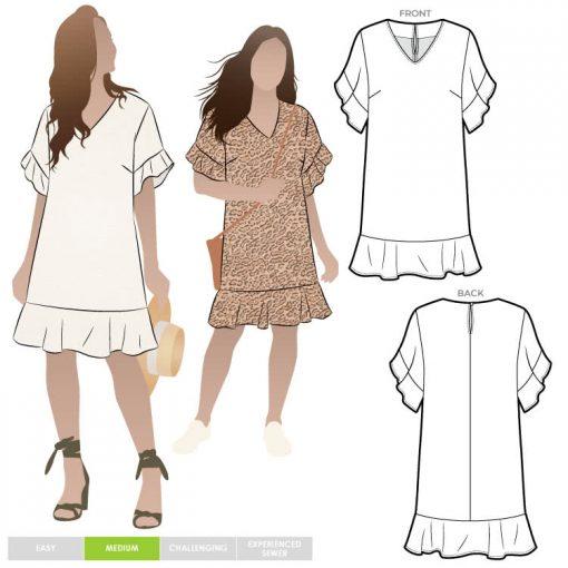 Pixie Dress - Style Arc