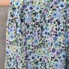 Viskosecrepe Bluegreen