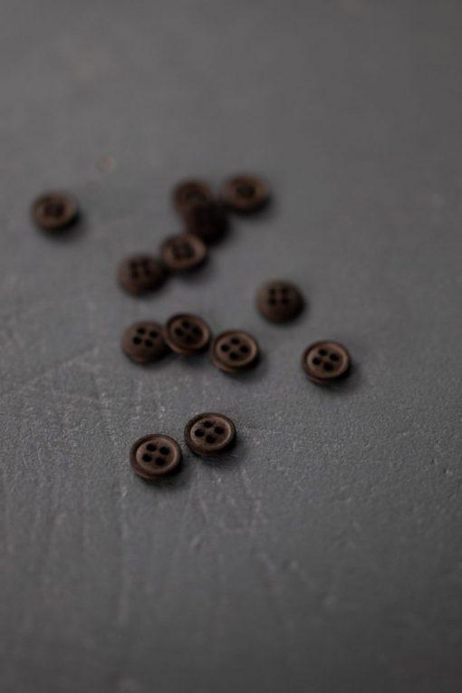 Cotton Knopf Black Coffee